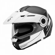 Schuberth E1 Adventure Radiant White